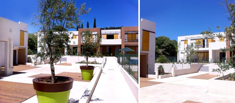 Immeuble neuf à Hyères Le Jardin de Jade, appartements vente direct promoteur