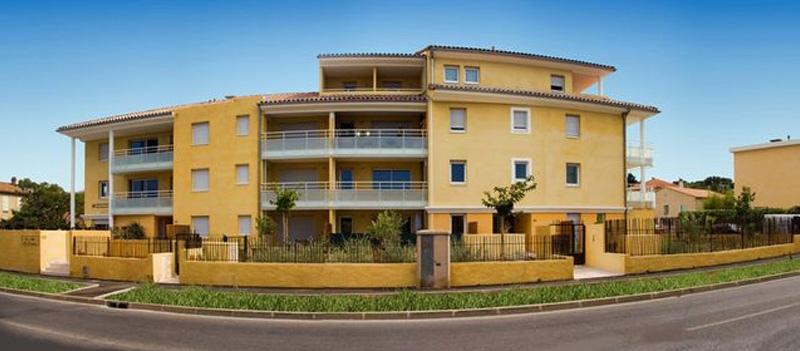 Résidence Le Clos des Louves - Six Fours - Vente d'appartements neufs