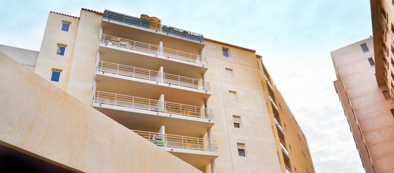 Immeuble de logements neufs à Toulon - Le Clos St Roch