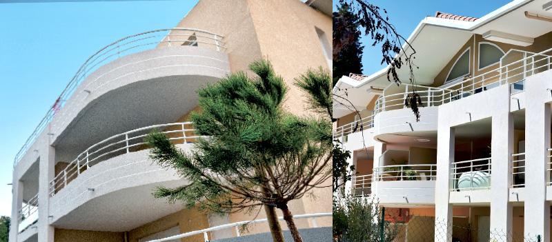 Résidence logements standing Les Grenadines à Cannes