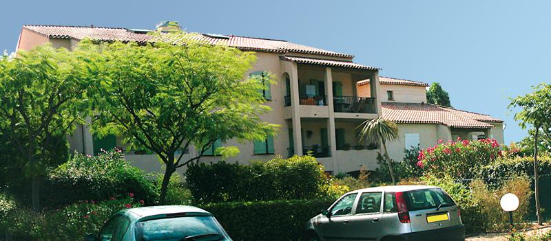 Résidence d'appartements à Carqueiranne, Les Jardins du Golfe