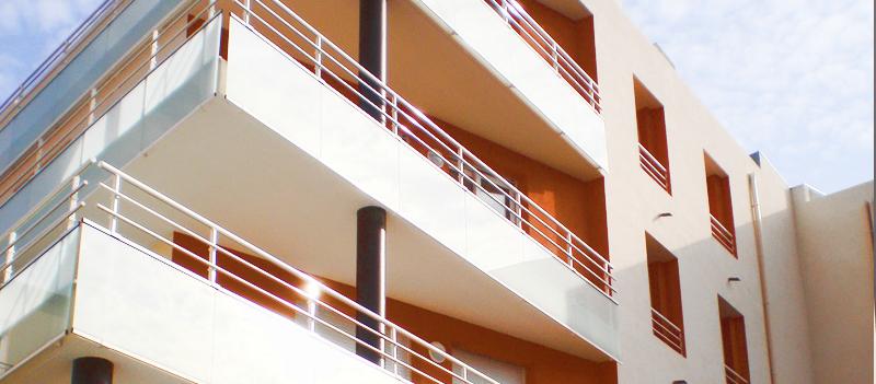 Résidence d'appartements neufs à Hyères, Le d'Amico