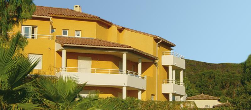 Résidence d'appartements neufs à Bormes les Mimosas, Les Terrasses