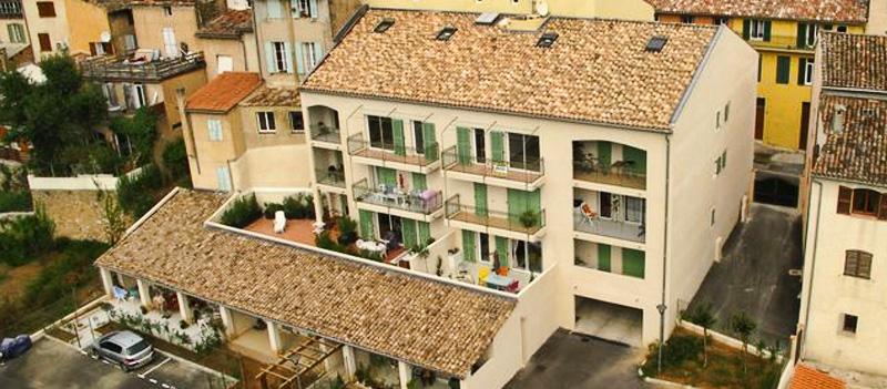 Résidence de logements neufs Les Rives de la Bresque, Salernes