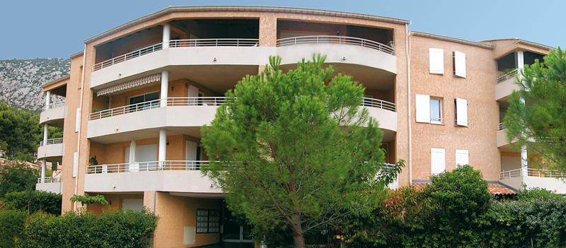 Résidence d'appartements neufs à La Valette du Var Toulon les Terrasses de Baudouvin