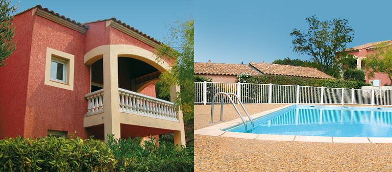 Résidence avec piscine à Six-Fours Les Terrasses du Brusc