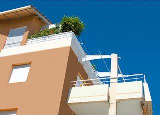 Programme immobilier d'appartements neufs à Mouans-Sartoux Les Terrasses de Mouans