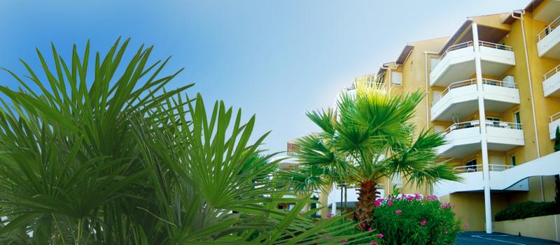 Résidence d'immobilier neuf à Cavalaire Var Les Terrasses du Ponant