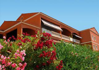 Lotissement de petites villas standing au Lavandou Var