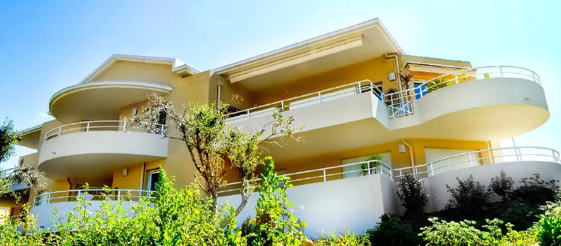 Résidence immobilière neuve de standing St Laurent du Var Nice