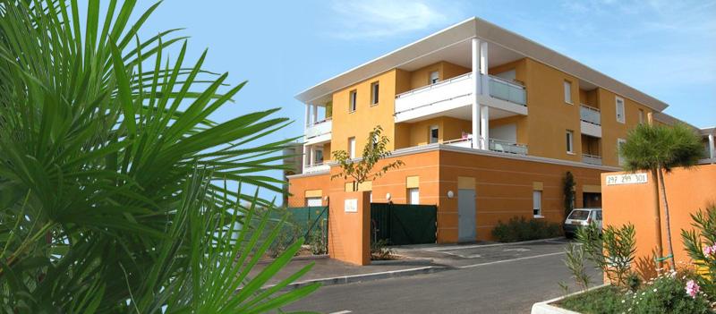 Programme immobilier neuf Var Le Vert Logis Six Fours