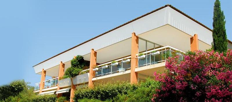 Résidence immobilière neuve Villa Reyer Le Lavandou Var appartements neufs à la vente
