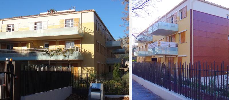 Le Monte Verde - Immeuble neuf de logements à la vente La Valette du Var Toulon