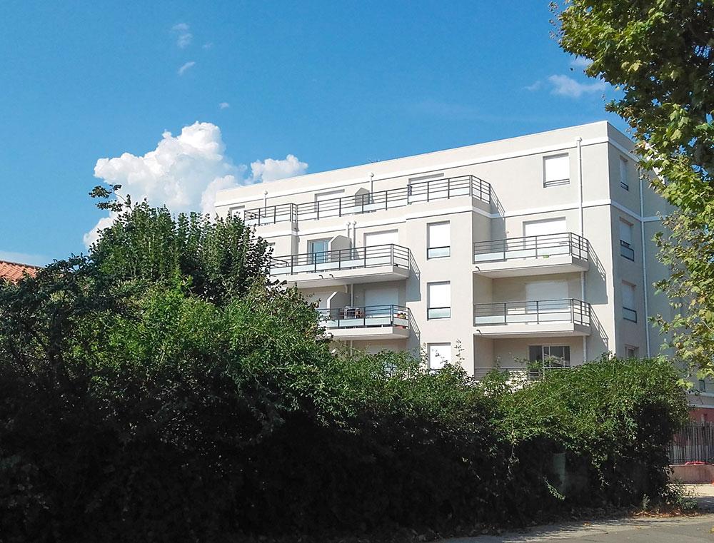 Résidence immobilière neuve à La Garde - Camélia