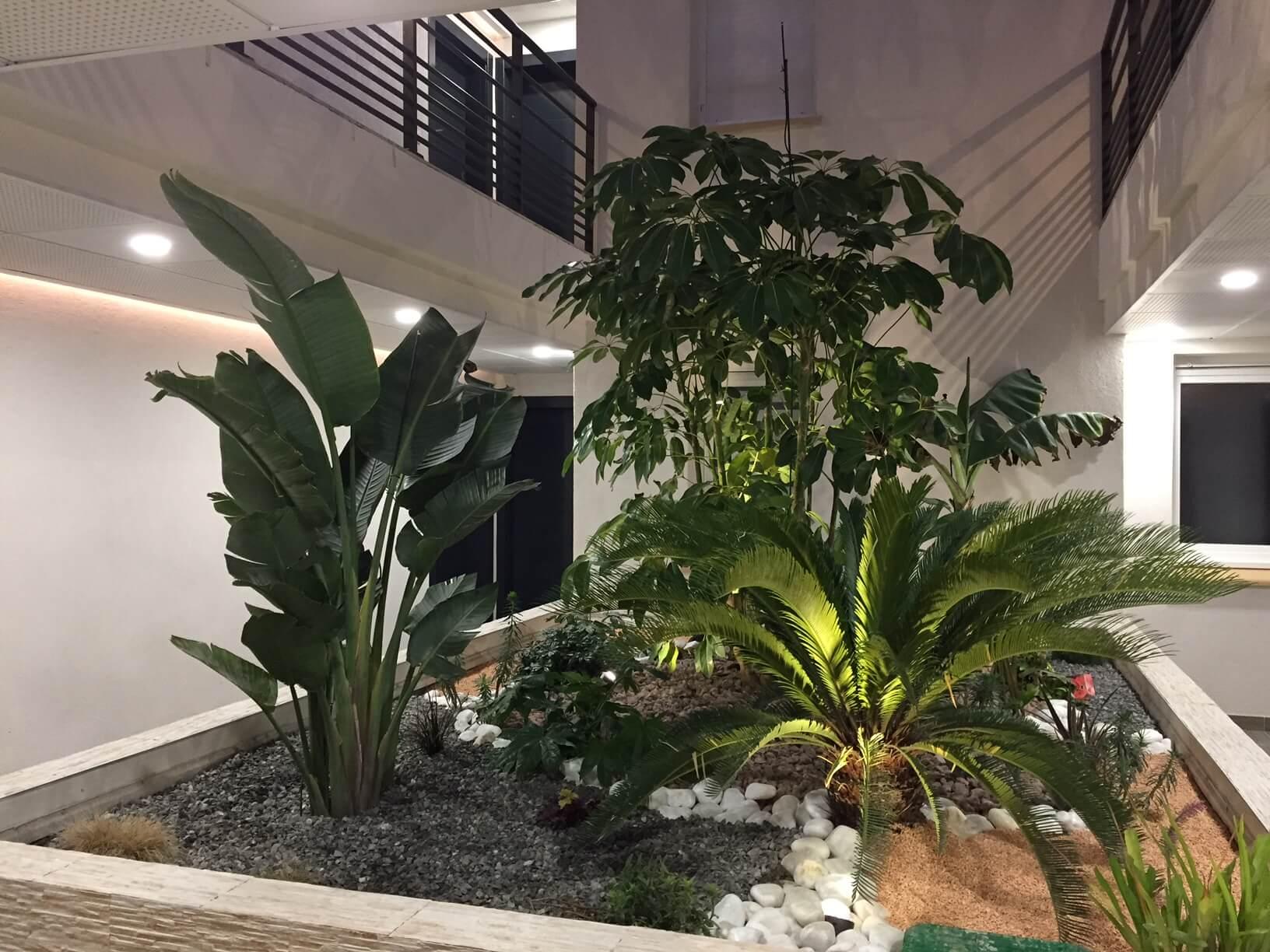 Résidence Le Patio, immeuble d'appartements neufs en vente au Lavandou