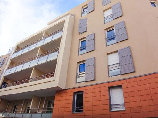 Segeprim promoteur immobilier toulon Résidence les Amandiers