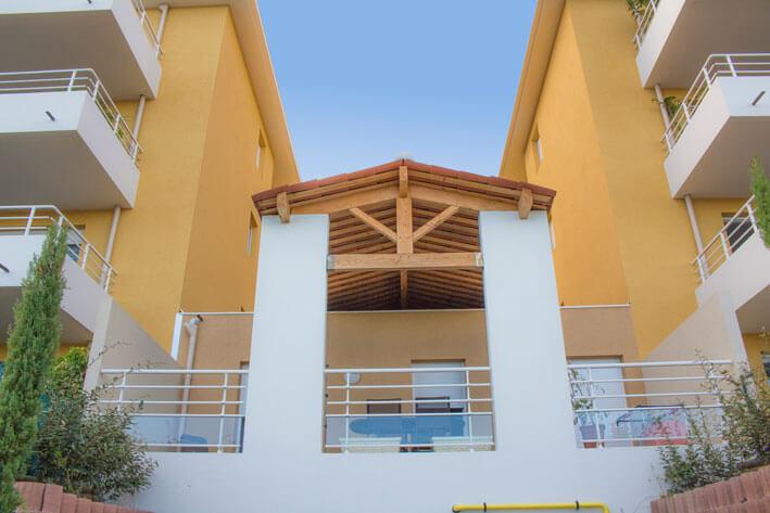 Résidence Via Julia à Grasse, appartements neufs à l'achat