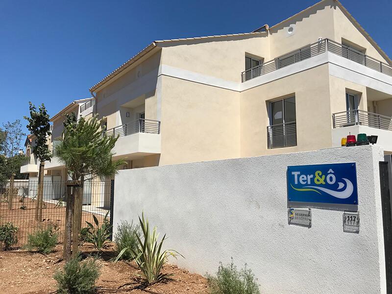 Résidence immobilière neuve à La Seyne-sur-Mer - Ter&O