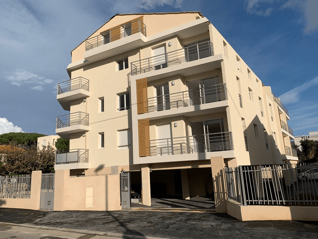 Résidence immobilière neuve à La Seyne sur Mer - Vaccares