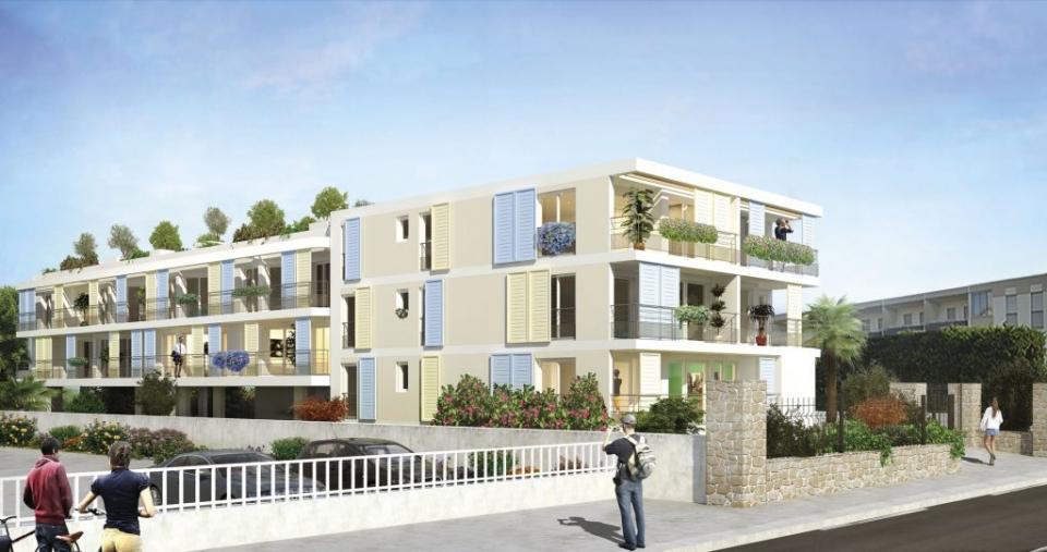 Résidence immobilière neuve à Toulon - Villa Del Mar