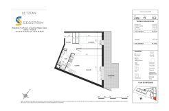 Appartement A506 Résidence Le Titan à Toulon