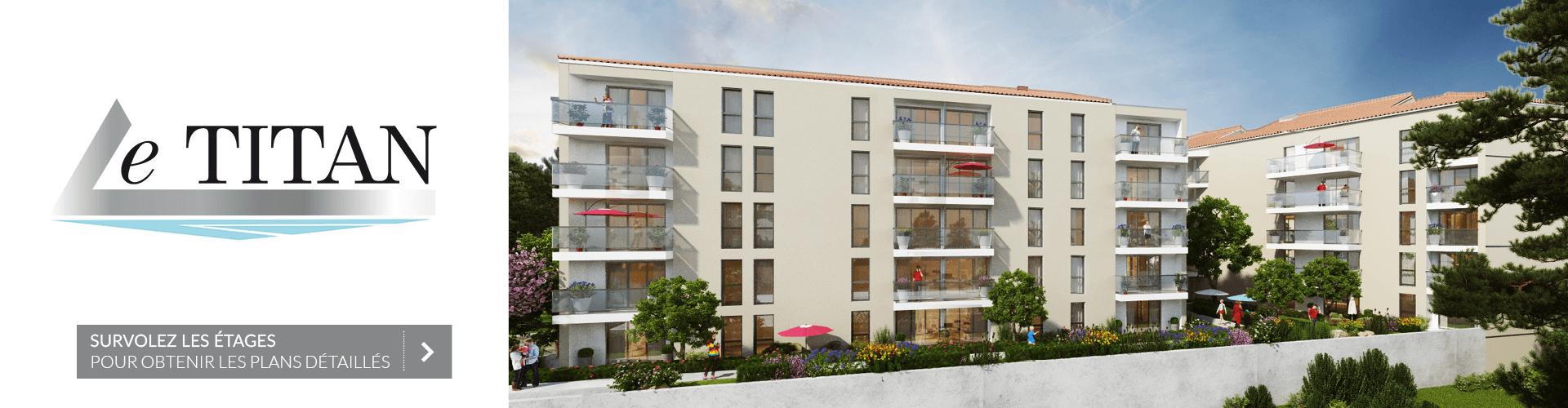 Segeprim : Résidence Le Titan à Toulon (83)