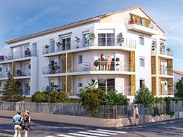Programme immoblier Le Vaccarès - logements neufs