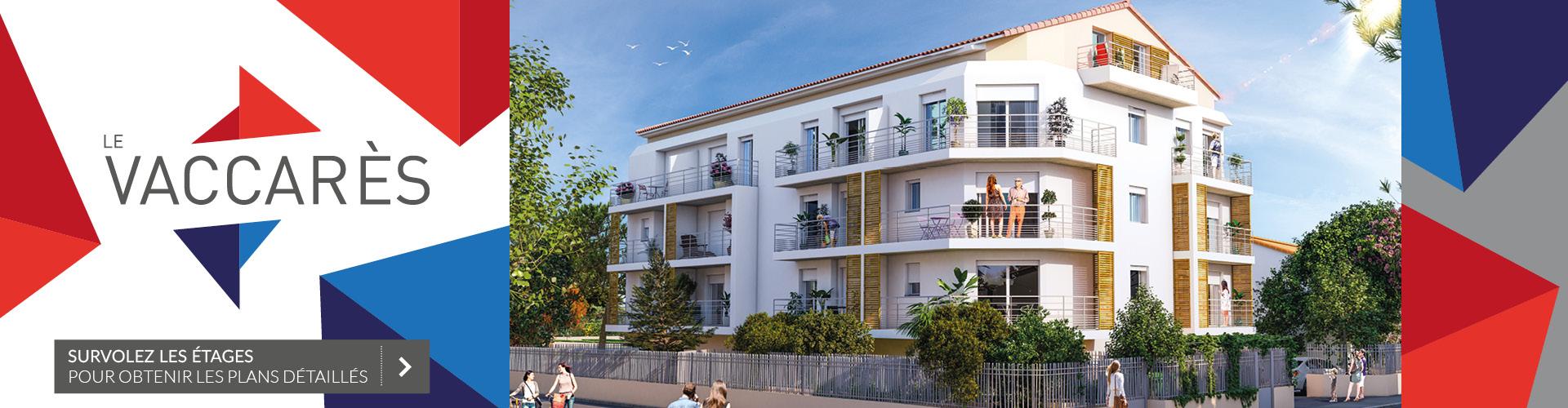 Segeprim Immobilier - Résidence Le Vaccarès - Var