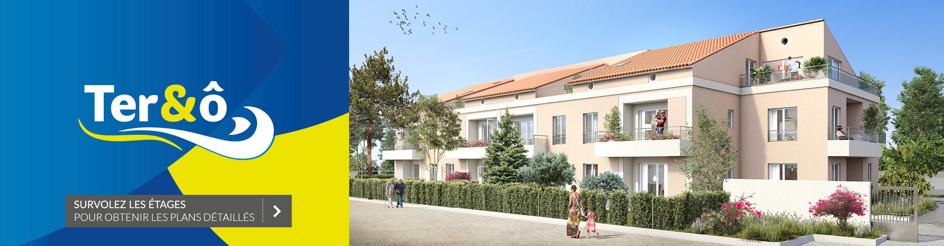 Résidence immobilière Ter&O - La Garde - Var - 83
