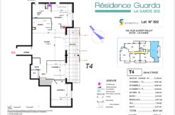 Résidence immobilière Guarda à La Garde 83 - Appartement 302