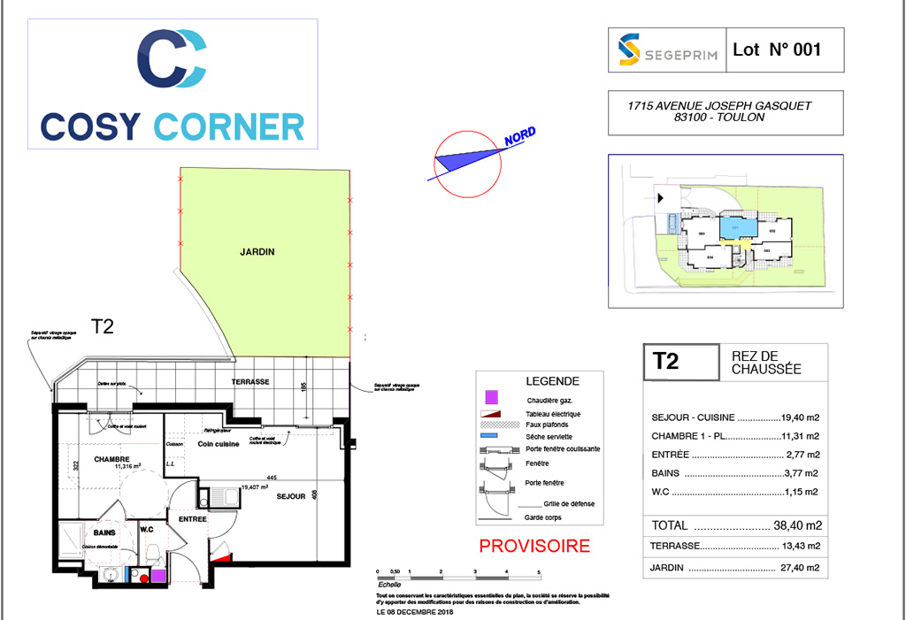 Cosy Corner – 101