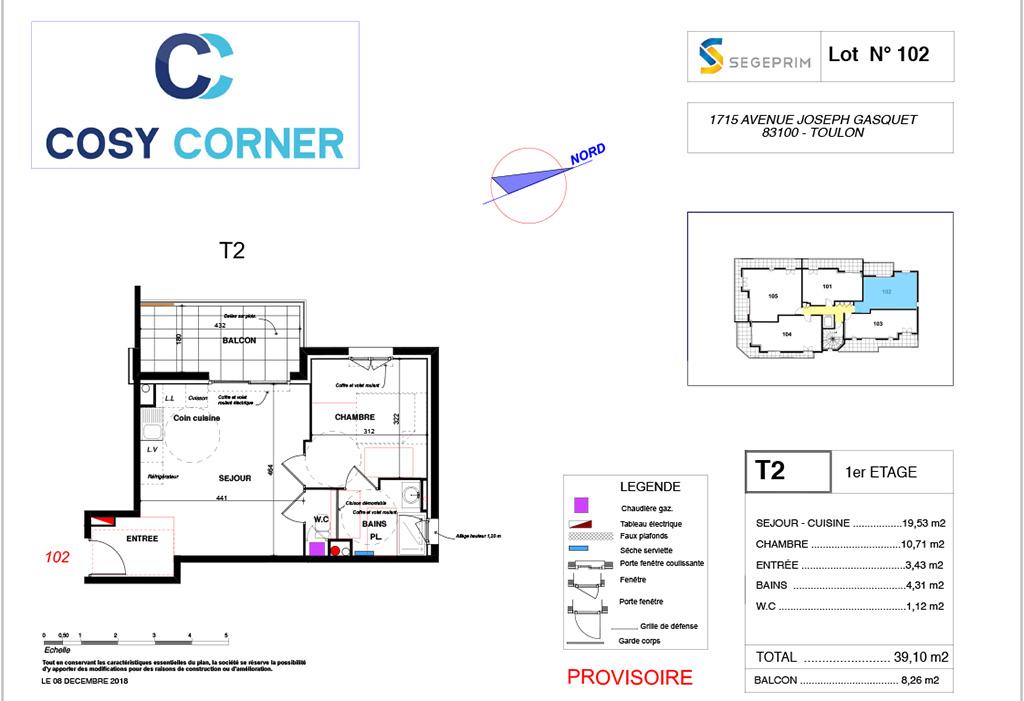 Cosy Corner – 102