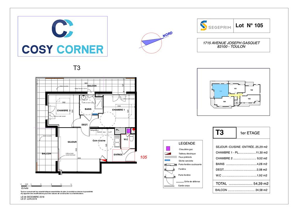 Cosy Corner – 105
