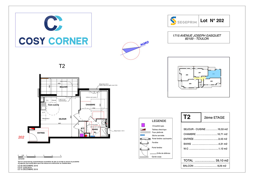 Cosy Corner – 202