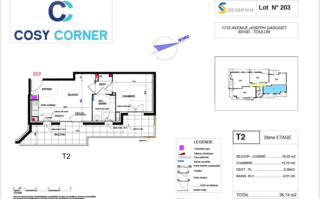 Cosy Corner – 203