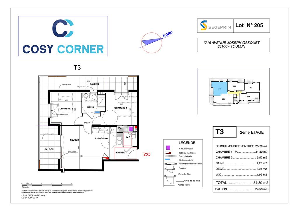 Cosy Corner – 205