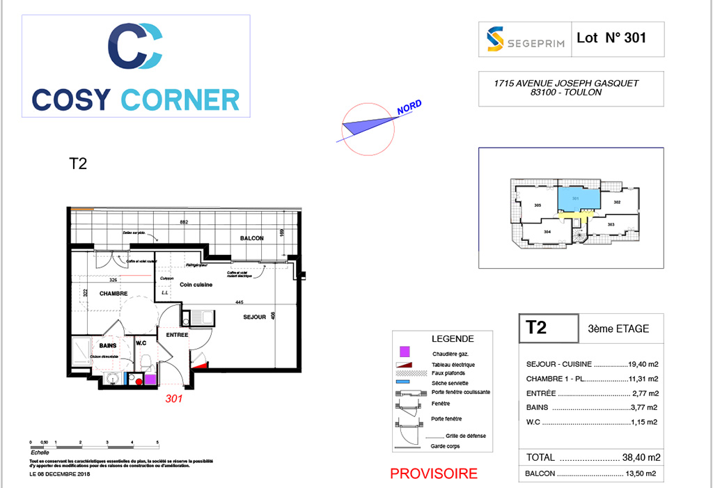 Cosy Corner – 301