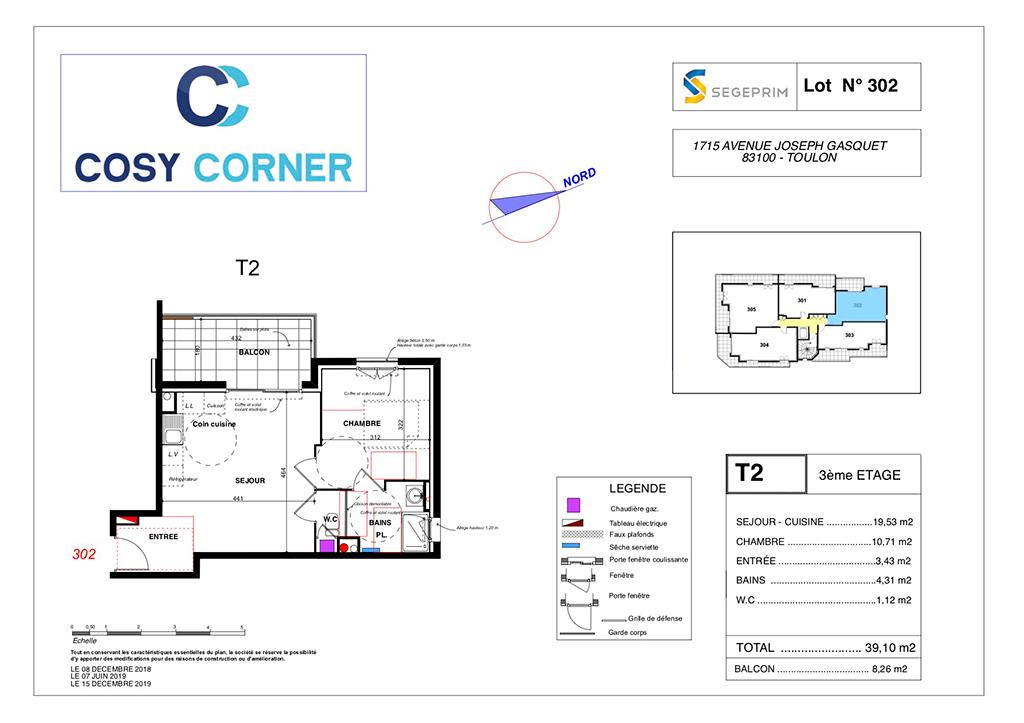 Cosy Corner – 302