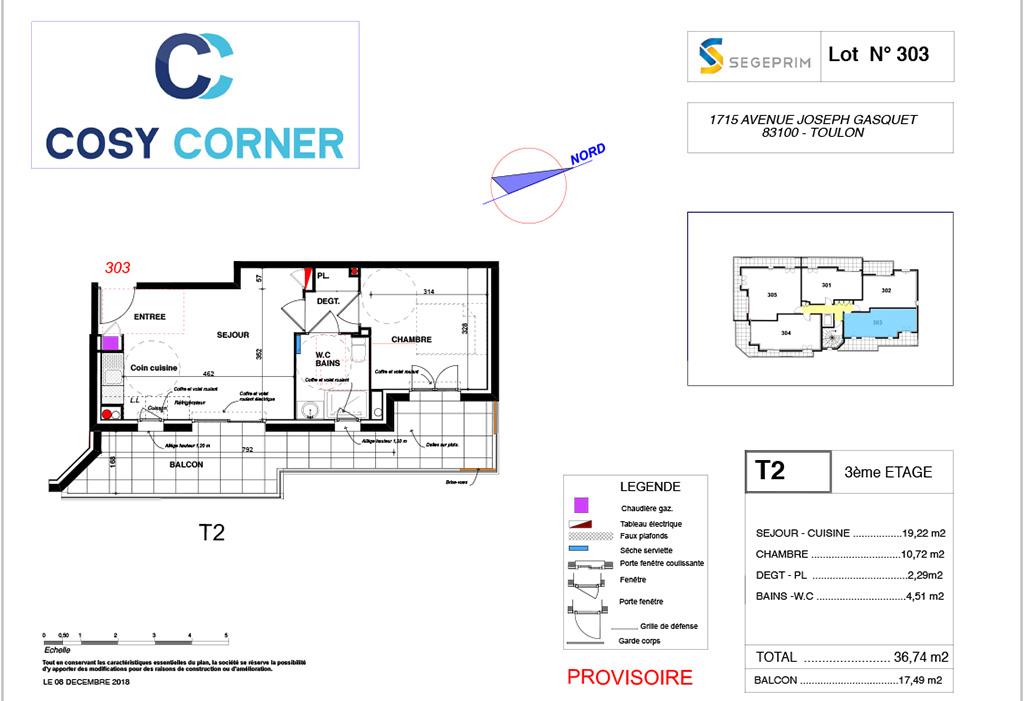 Cosy Corner – 303