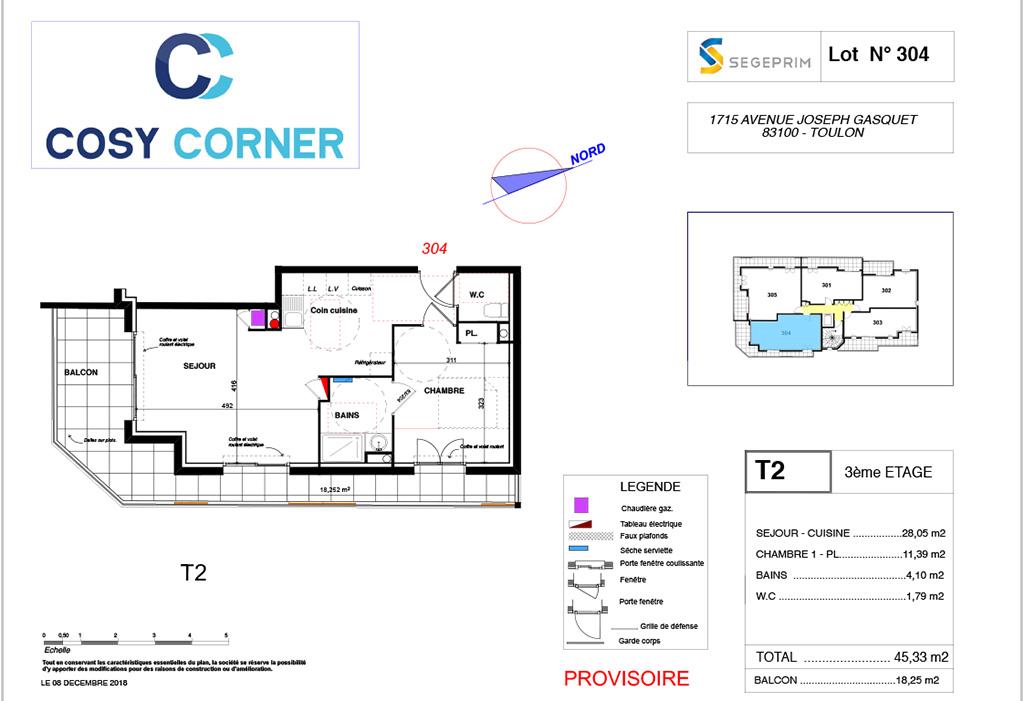Cosy Corner – 304