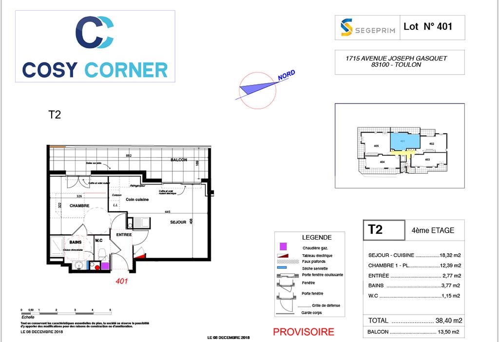 Cosy Corner – 401