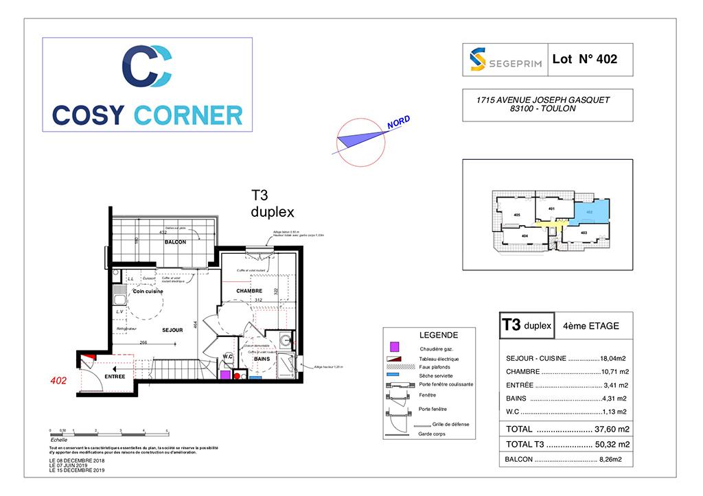 Cosy Corner – 402