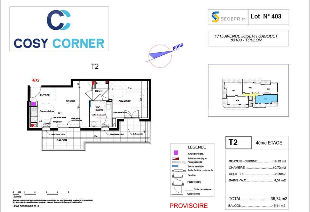 Cosy Corner – 403