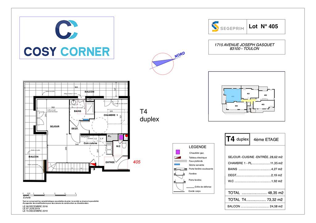 Cosy Corner – 405