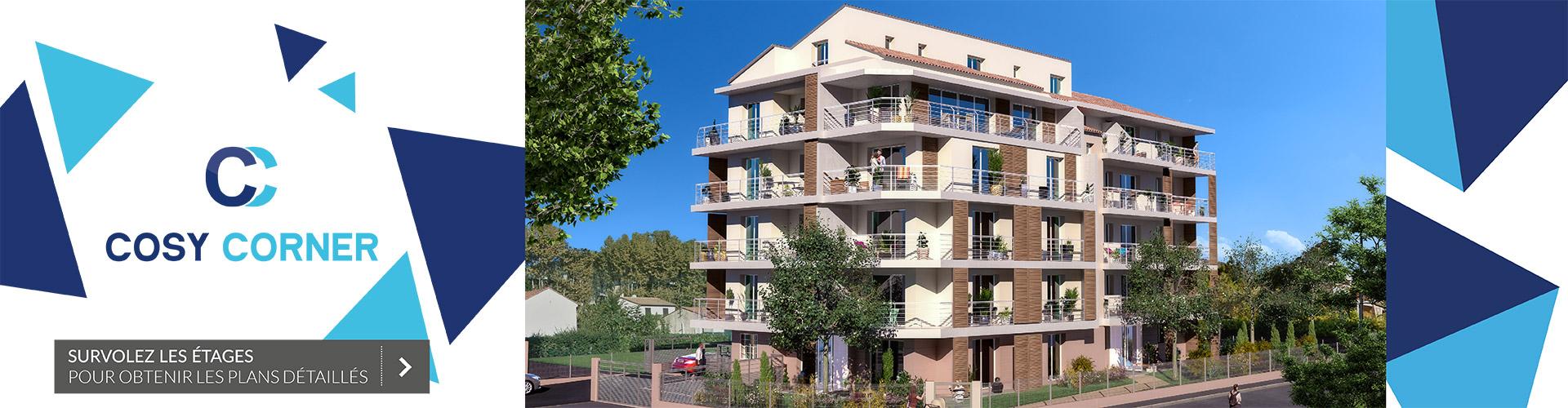 Résidence Cosy Corner à Toulon 83 - Logements neufs