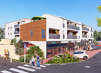 Résidence Ô de Mer - logements neuf à Carqueiranne 83