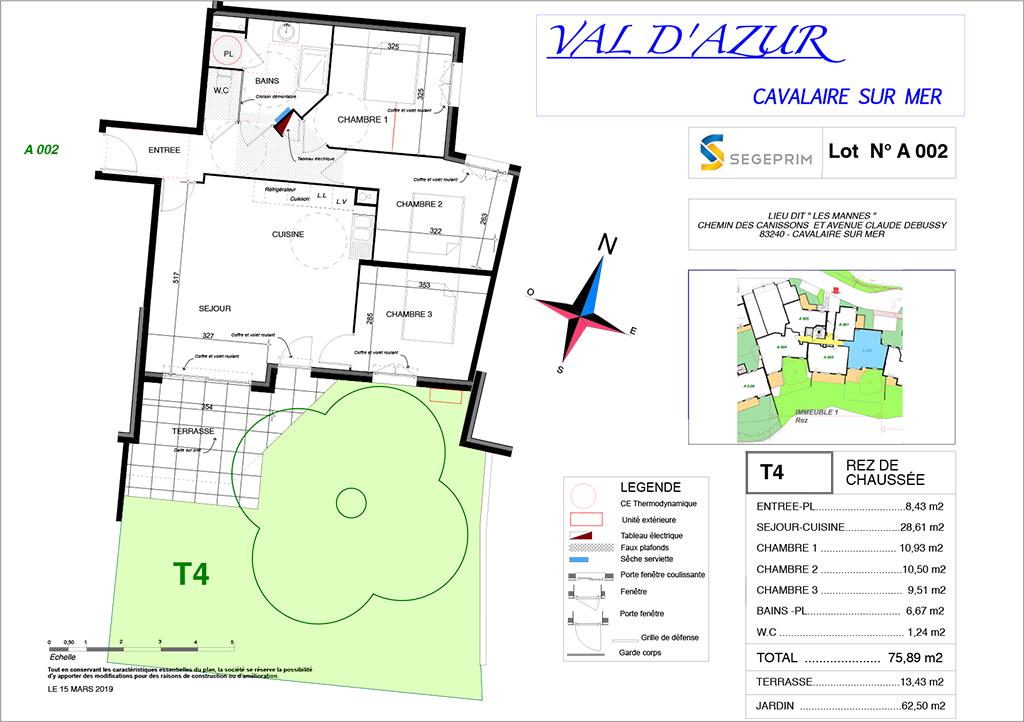 Val d'Azur – A002
