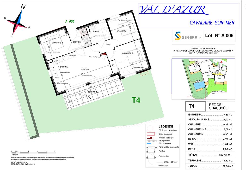 Val d'Azur – A006