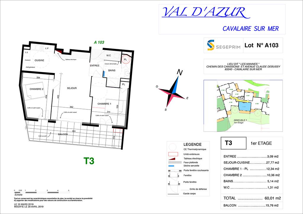 Val d'Azur – A103