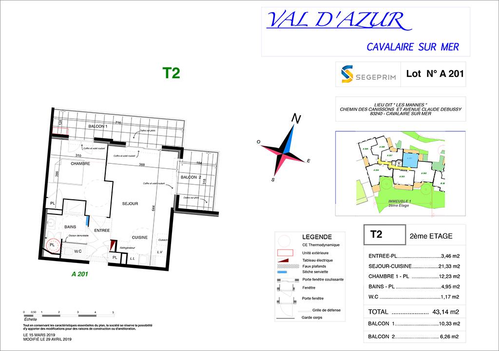 Val d'Azur – A201